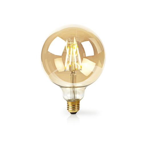 Afbeelding van Nedis Wi-Fi Smart LED Filament Lamp | E27 | 125 mm | 5 W | 500 lm