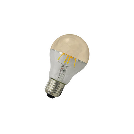 Afbeelding van Bailey Led filament a60 e27 240v 6w 2700k tm gold LED-lamp