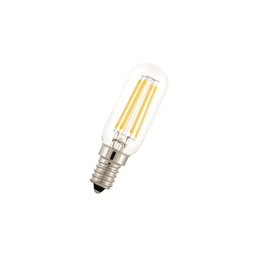 Afbeelding van Bailey Led filament t25x85 e14 240v 4w 2700k clear LED-lamp