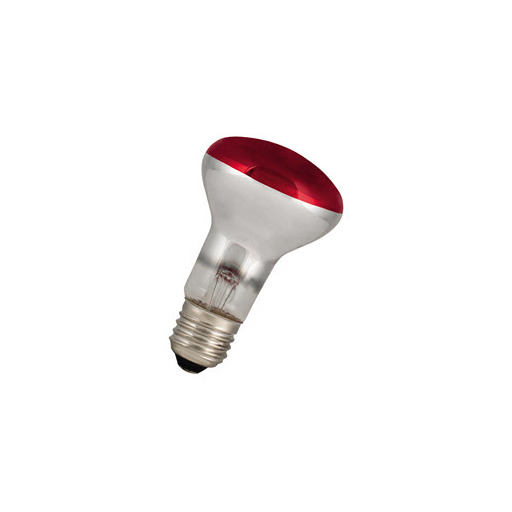 Afbeelding van Bailey Led filament r63 e27 240v 4w red LED-lamp