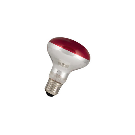 Afbeelding van Bailey Led filament r80 e27 240v 4w red LED-lamp