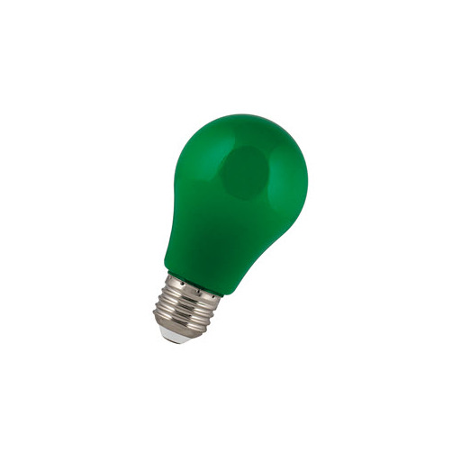 Afbeelding van Bailey Led gls a60 e27 240v 2w green LED-lamp