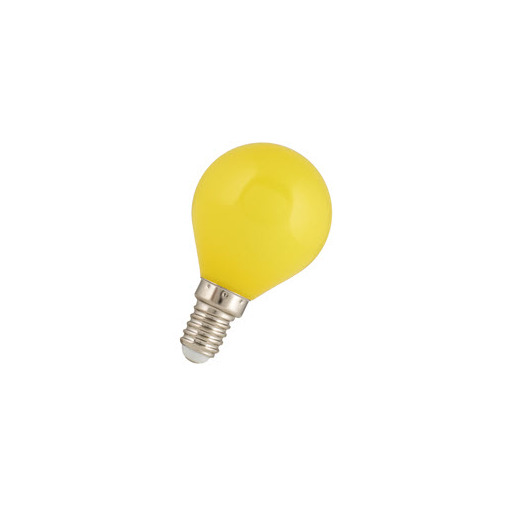 Afbeelding van Bailey Led ball g45 e14 240v 1w yellow LED-lamp