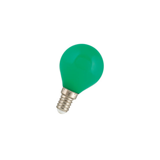 Afbeelding van Bailey Led ball g45 e14 240v 1w green LED-lamp