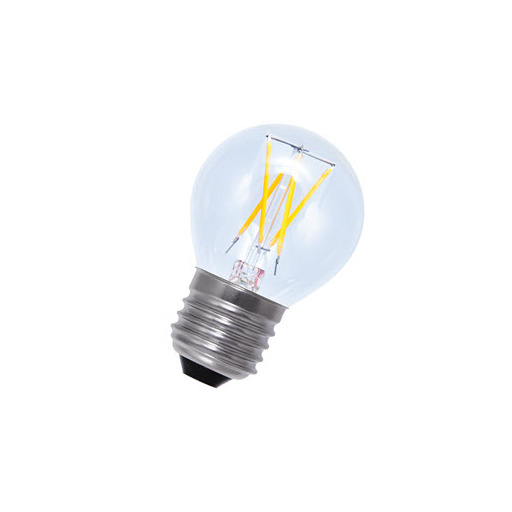 Afbeelding van Bailey Led filament g45 e27 240v 4w 3000-2200k dim-to-warm LED-lamp