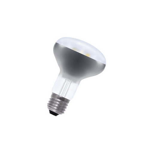 Afbeelding van Bailey Led filament r80 e27 240v 8w 3000-2200k dim-to-warm LED-lamp