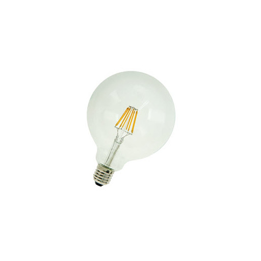 Afbeelding van Bailey Led filament g125 e27 240v 8w 2700k clear LED-lamp
