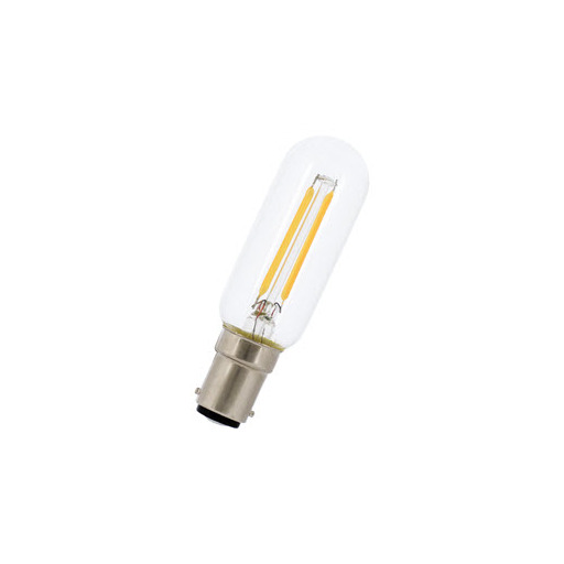 Afbeelding van Bailey Led filament t25x85 ba15d 240v 2w 2700k clear LED-lamp