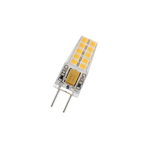 Afbeelding van Bailey Led gy6.35 12v ac/dc 2.5w 3000k clear LED-lamp