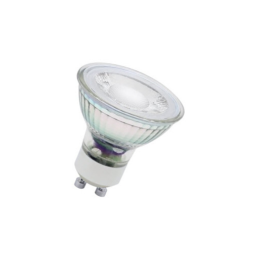 Afbeelding van Bailey Baispot LED par16 gu10 100-240v 5w 3000k 30d glass LED-lamp