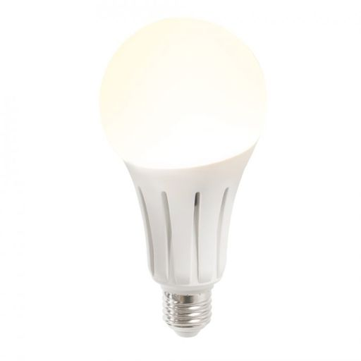 LED lamp B80 24W E27 warmwit