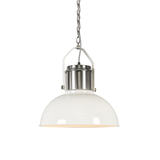 Hanglamp Industrial 37 wit