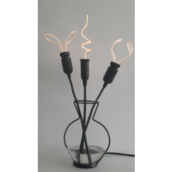 Bailey SpiraLED silhouette tulip e27 12w 2200k dimm LED-lamp