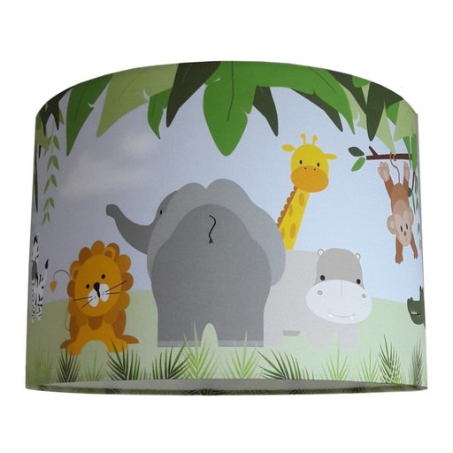 Kinderlamp jungle d4k