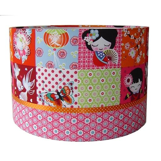 Kinderlamp China Girl