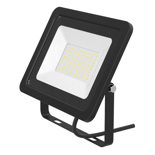 Afbeelding van Bailey Led floodlight slim 50w 6500k wand- of plafondlamp