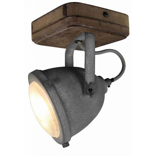 Afbeelding van Chericoni Bella Concrete&Vintage Wood 1 lights