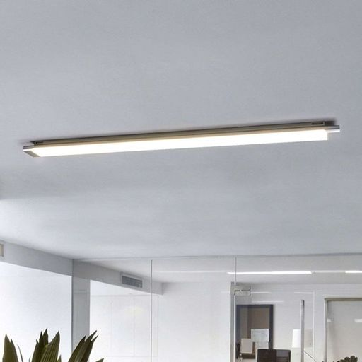 Modern LED paneel 120 cm incl. LED Vinca