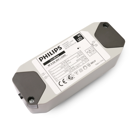 Afbeelding van DecaLED Philips driver 15w 350ma 2,5m lead voeding