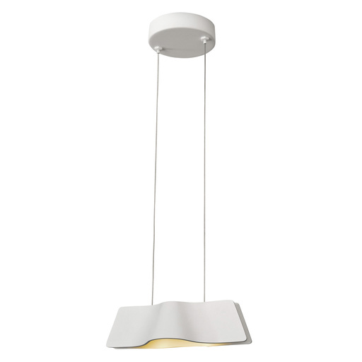 Afbeelding van SLV Wave 25 LED wit 1xLED 2000k-3000k dim to warm hanglamp