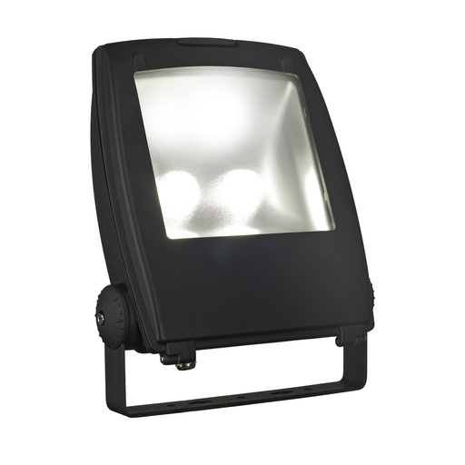 Afbeelding van SLV Led flood light 80w zwart 1xLED 5700k washlight