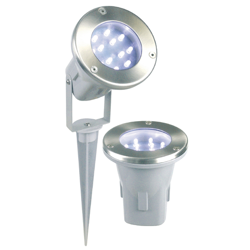 Set van 3 Ranex LED prikspots