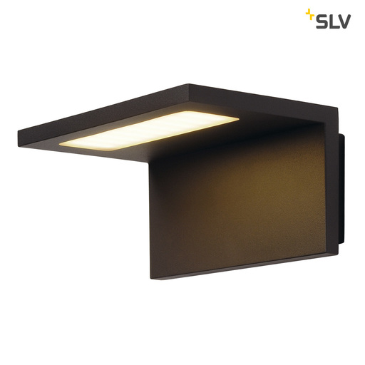 Normal pad 231355 angolux wall antraciet 1xled 3000k 006