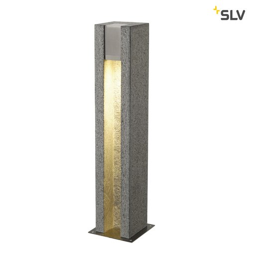 Afbeelding van SLV Arrock slot GU10 salt/pepper 1xGU10 LED staande lamp