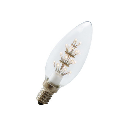 Afbeelding van Bailey Dip24 candle c35 e14 240v 1.1w 2100k LED-lamp