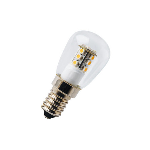Afbeelding van Bailey Smd15 pigmy st26 e14 240v 1w 2100k clear LED-lamp