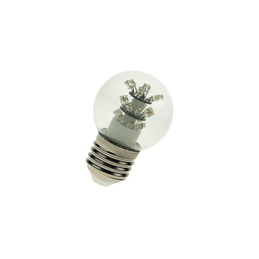 Afbeelding van Bailey Dip25 ball g45 e27 240v 1.2w 2100k LED-lamp