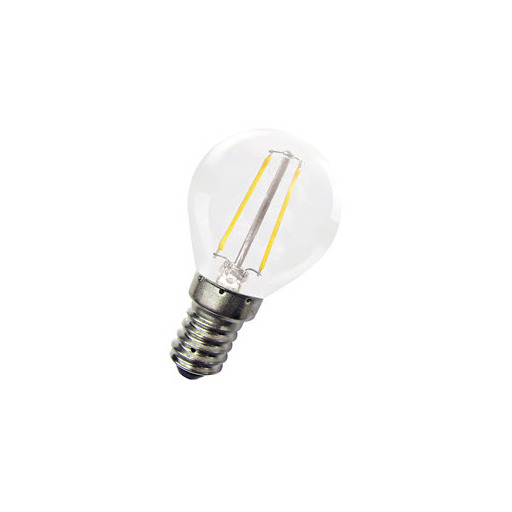 Afbeelding van Bailey Led filament g45 e14 240v 1.8w 2700k clear LED-lamp