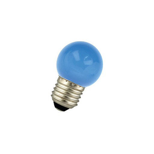 Afbeelding van Bailey Led ball g45 e27 220-240v 1w blue LED-lamp