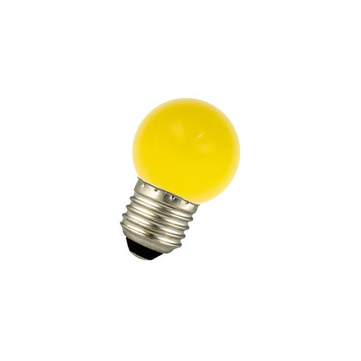 Afbeelding van Bailey Led ball g45 e27 220-240v 1w yellow LED-lamp
