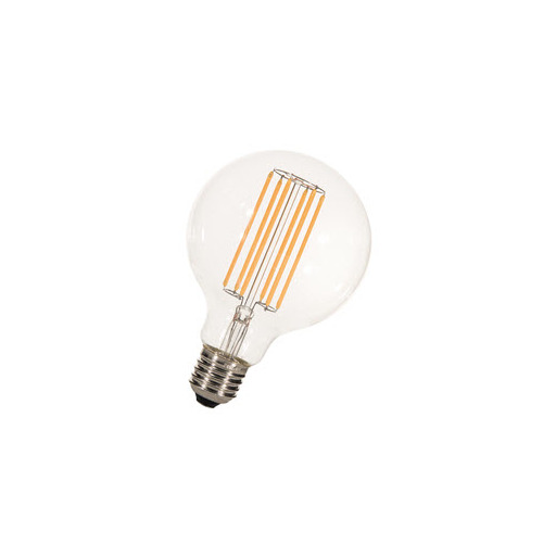 Afbeelding van Bailey Led long filament g95 e27 240v 5.8w 2200k dimm LED-lamp