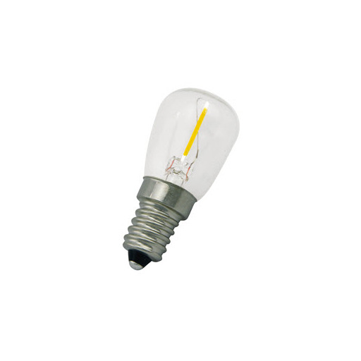 Afbeelding van Bailey Led filament p26x58 e14 240v 0.5w 2700k clear LED-lamp