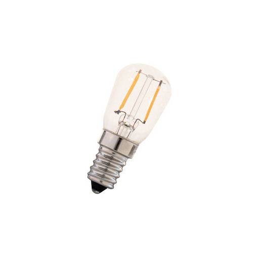 Afbeelding van Bailey Led filament p26x58 e14 240v 1w 2700k clear LED-lamp