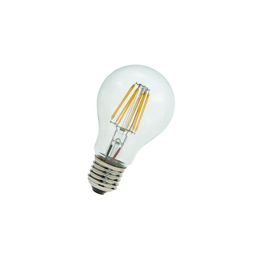 Afbeelding van Bailey Led filament a60 e27 240v 8w 2700k clear LED-lamp