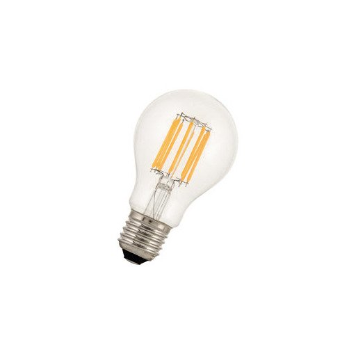 Afbeelding van Bailey Led filament a60 e27 24v ac/dc 7w 2700k clear LED-lamp