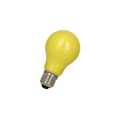 Afbeelding van Bailey Led bug lamp e27 240v 5w yellow LED-lamp