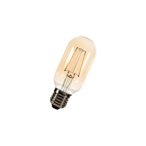 Afbeelding van Bailey Led filament t45 e27 240v 2w 2200k gold LED-lamp