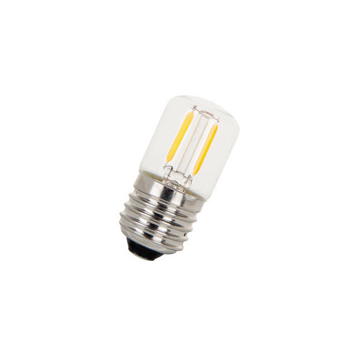 Afbeelding van Bailey Led filament t28x60 e27 240v 1.6w 2700k clear LED-lamp