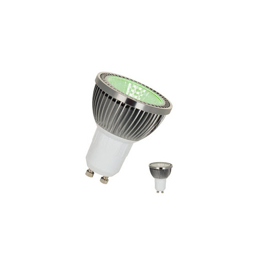 Afbeelding van Bailey Led par16 gu10 100-240v 5w green LED-lamp