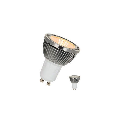 Afbeelding van Bailey Led par16 gu10 100-240v 5w orange LED-lamp