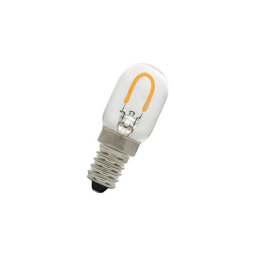 Afbeelding van Bailey Led u-filament t22x57 e14 240v 1w 2700k clear LED-lamp