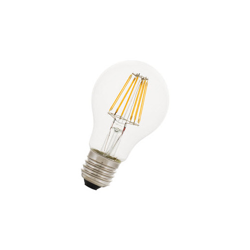 Afbeelding van Bailey Led filament a60 e27 130v 6w 2700k clear LED-lamp