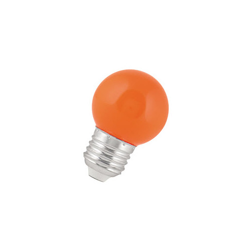 Afbeelding van Bailey Led ball g45 e27 220-240v 1w orange LED-lamp
