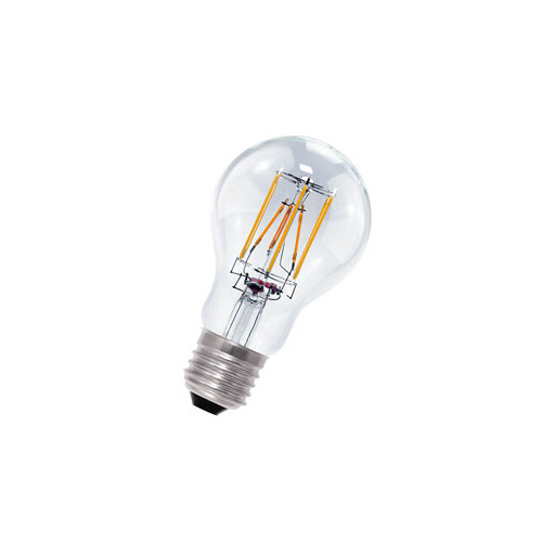 Afbeelding van Bailey Led filament a60 e27 240v 8w 3000-2200k dim-to-warm LED-lamp