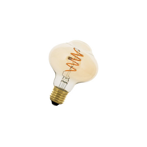 Afbeelding van Bailey SpiraLED madeleine l84 e27 4w 2200k gold dimm LED-lamp