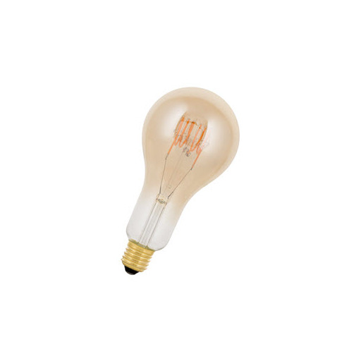 Afbeelding van Bailey SpiraLED charles a90 e27 6w 2200k gold dimm LED-lamp
